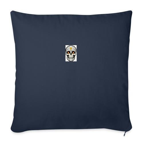 tete de mort - Coussin et housse de 45 x 45 cm