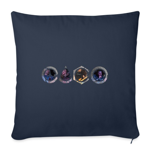 Mask NBG - Sofa pillow with filling 45cm x 45cm