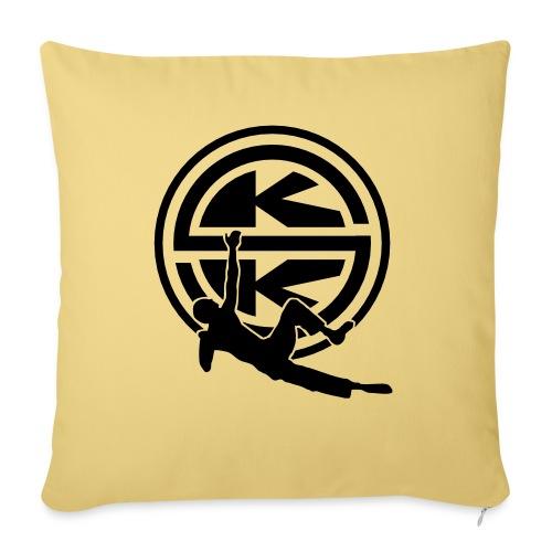 SKK_shield - Soffkudde med stoppning 44 x 44 cm