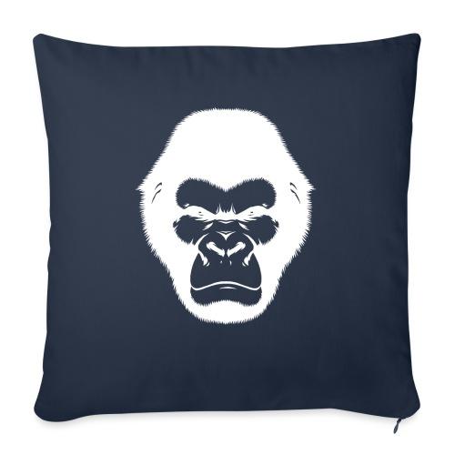 Gorille - Coussin et housse de 45 x 45 cm