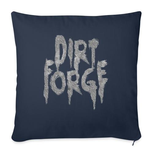 Dirt Forge Gravel t-shirt - Sofapude med fyld 44 x 44 cm