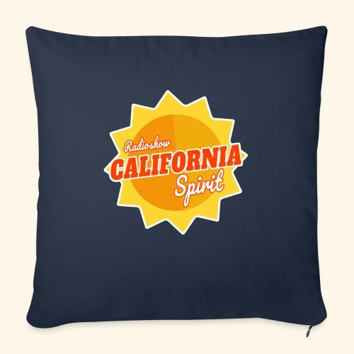 California Spirit Radioshow - Coussin et housse de 45 x 45 cm