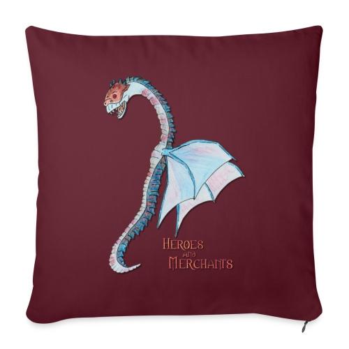 Denaris Dragon - Sofakissen mit Füllung 44 x 44 cm