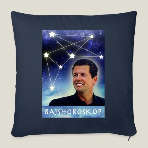 Astrologen Röger på Bajshoroskop - Soffkudde med stoppning 44 x 44 cm