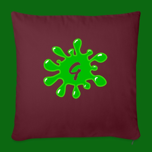 Glog - Sofa pillow with filling 45cm x 45cm