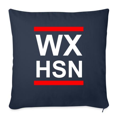 WXHSN-Wixhausen - Sofakissen mit Füllung 44 x 44 cm