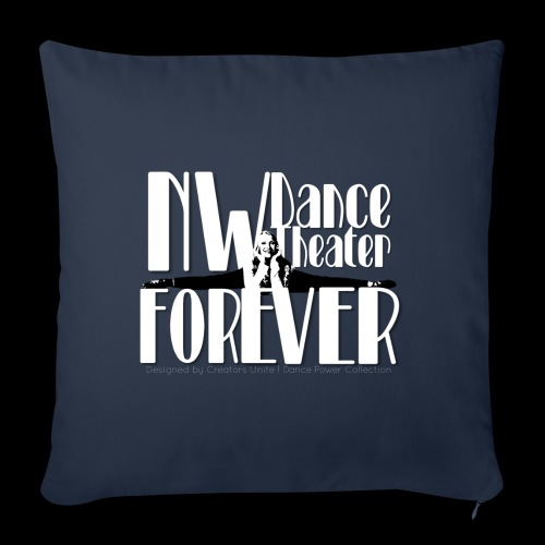 NW Dance Theater Forever [DANCE POWER COLLECTION] - Sofa pillow with filling 45cm x 45cm