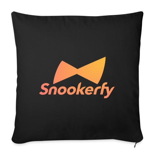 Snookerfy - Sofa pillow with filling 45cm x 45cm