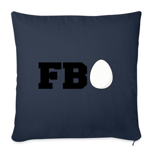 FBI FBEI Spezialeinheit als Geschenk - Sofakissen mit Füllung 44 x 44 cm