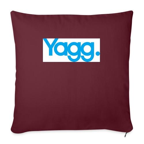 yagglogorvb - Coussin et housse de 45 x 45 cm