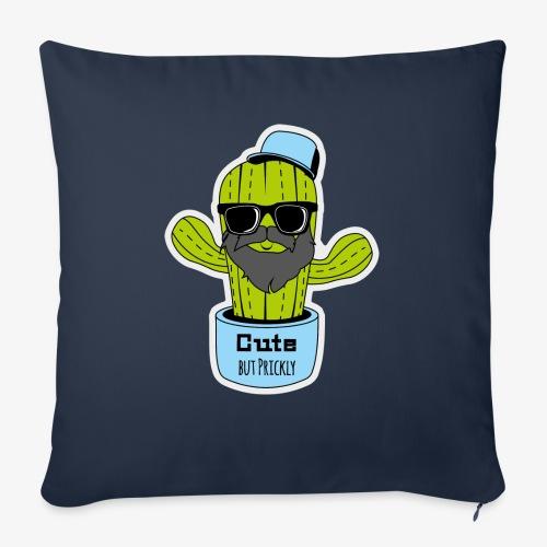 Cute Cactus Boy - Sofakissen mit Füllung 44 x 44 cm