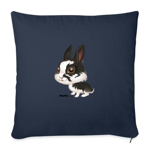 Królik - Poduszka na kanapę z wkładem 44 x 44 cm