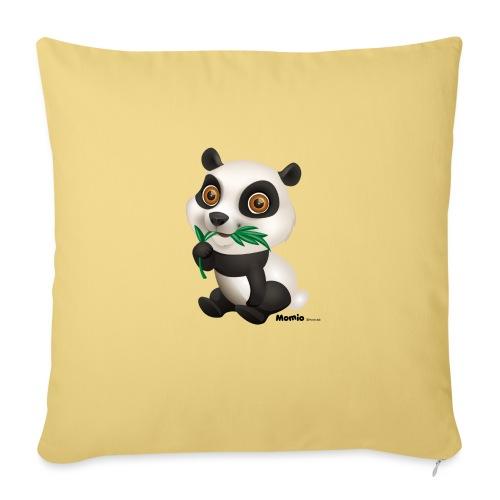 Panda - Sofakissen mit Füllung 44 x 44 cm