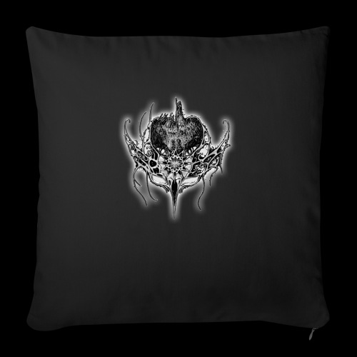 LOGO 2 png - Sofa pillow with filling 45cm x 45cm