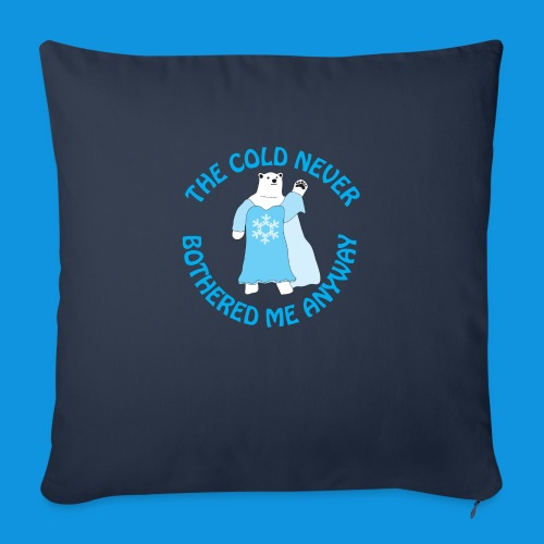 Cold Bear - Sofa pillow with filling 45cm x 45cm