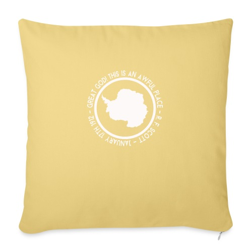 Great God! - Sofa pillow with filling 45cm x 45cm