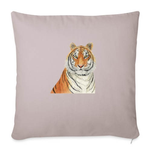 Tigre,Tiger,Wildlife,Natura,Felino - Cuscino da divano 44 x 44 cm con riempimento