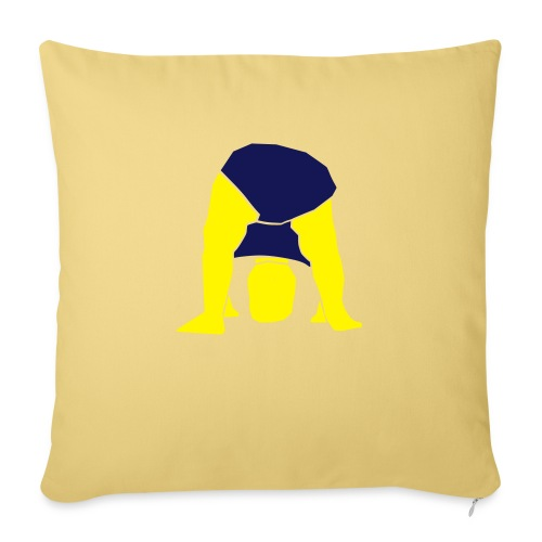 baby cabeca - Sofa pillow with filling 45cm x 45cm