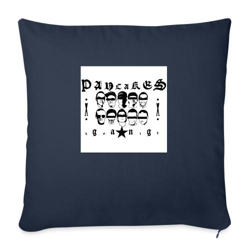 PANCAKESGANG - Poduszka na kanapę z wkładem 44 x 44 cm