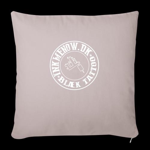 logo hvid png - Sofapude med fyld 44 x 44 cm