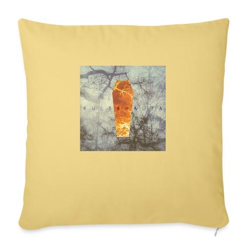 Kultahauta - Sofa pillow with filling 45cm x 45cm
