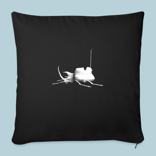 RATWORKS Luna Stag Beetle - Sofa pillow with filling 45cm x 45cm