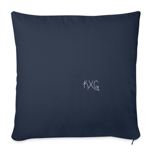 KXGlogo png - Bankkussen met vulling 44 x 44 cm