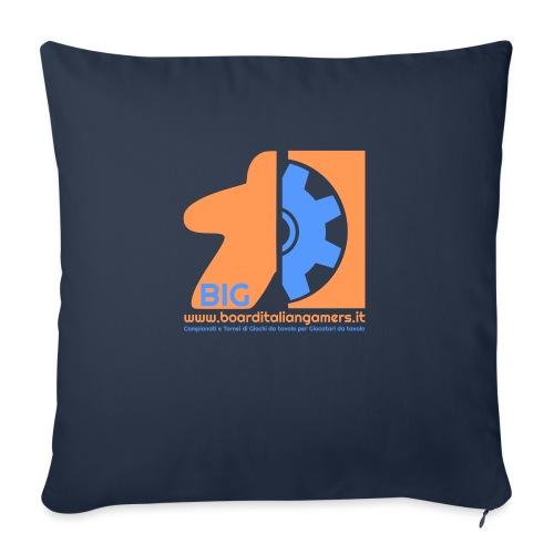 BIG - Cuscino da divano 44 x 44 cm con riempimento