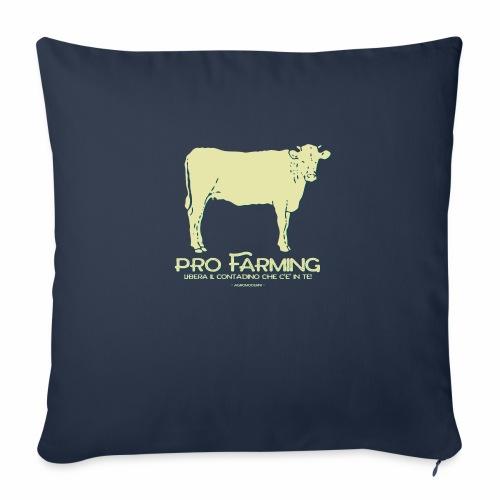 PRO Farming - Cuscino da divano 44 x 44 cm con riempimento