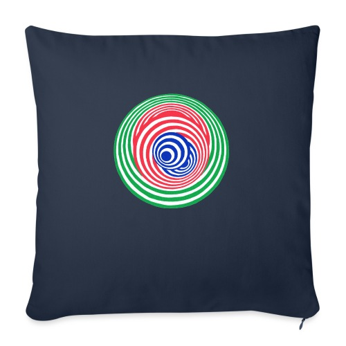 Tricky - Sofa pillow with filling 45cm x 45cm