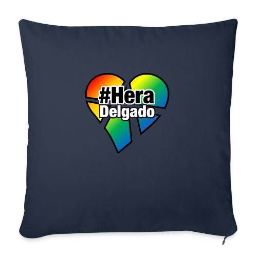#HeraDelgado - Sofakissen mit Füllung 44 x 44 cm