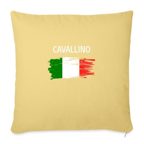 Cavallino Fanprodukte - Sofakissen mit Füllung 44 x 44 cm