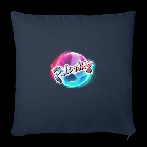 Polarities Logo - Sofa pillow with filling 45cm x 45cm