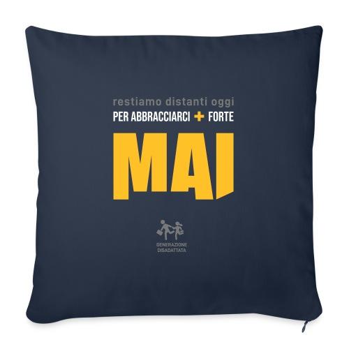 a(e)ffetto DPCM - Cuscino da divano 44 x 44 cm con riempimento
