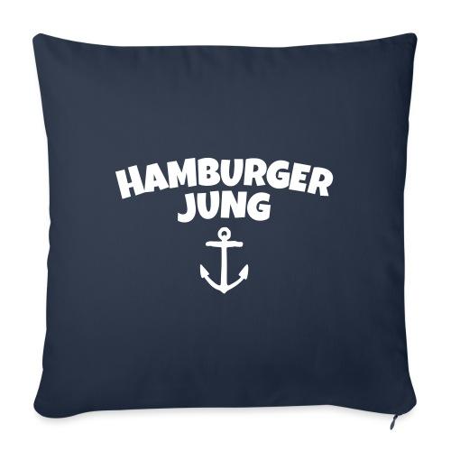Hamburger Jung aus Hamburg - Sofakissen mit Füllung 44 x 44 cm