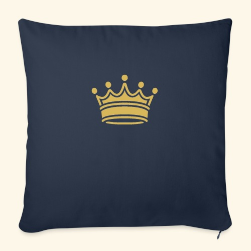 crown - Sofa pillow with filling 45cm x 45cm