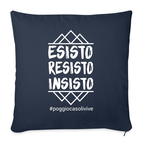 patch resisto - Cuscino da divano 44 x 44 cm con riempimento