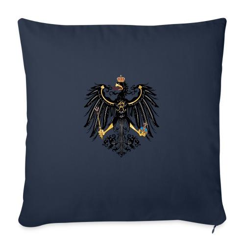 Preussischer Adler - Sofakissen mit Füllung 44 x 44 cm