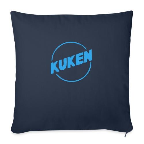 Kuken - Soffkudde med stoppning 44 x 44 cm