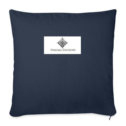enigma - Cuscino da divano 44 x 44 cm con riempimento