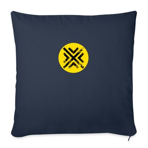 Símbolo Central - Cojín de sofá con relleno 44 x 44 cm