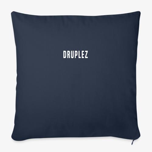 druplez design - Bankkussen met vulling 44 x 44 cm