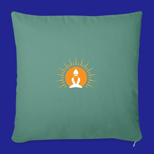 Guramylyfe logo no text - Sofa pillow with filling 45cm x 45cm