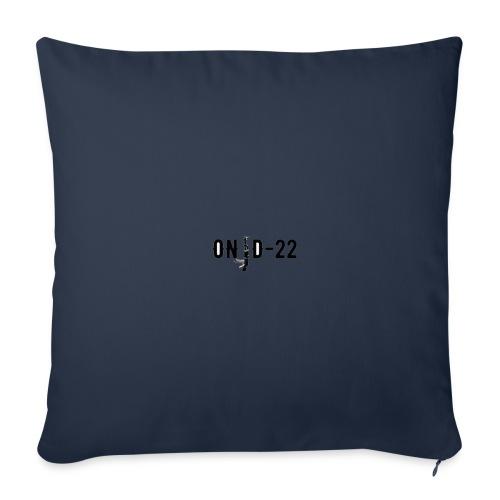ONID-22 PICCOLO - Cuscino da divano 44 x 44 cm con riempimento