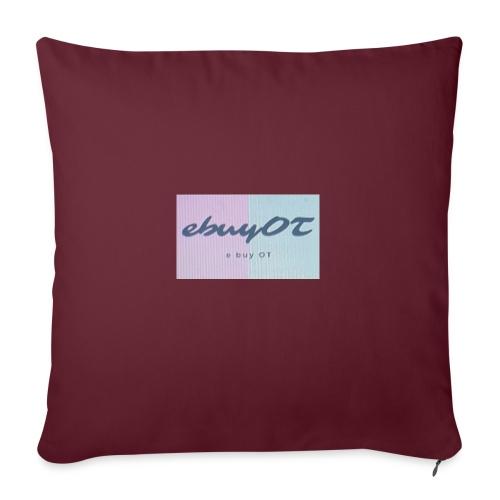 ebuyot - Cuscino da divano 44 x 44 cm con riempimento
