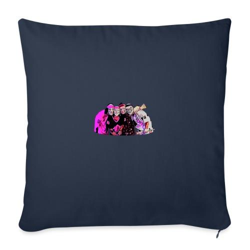 SERGI DANI ENDO DARIAN - Cojín de sofá con relleno 44 x 44 cm