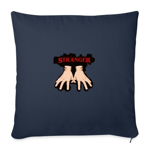 Stranger 'Addams Family' Things - Sofa pillow with filling 45cm x 45cm