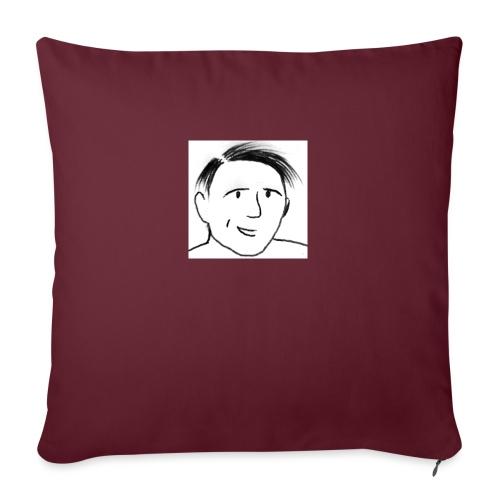 Prof Pon - Cuscino da divano 44 x 44 cm con riempimento