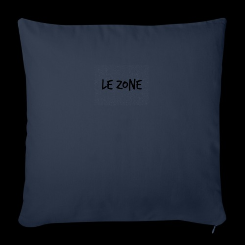 Le Zone Officiel - Sofapude med fyld 44 x 44 cm