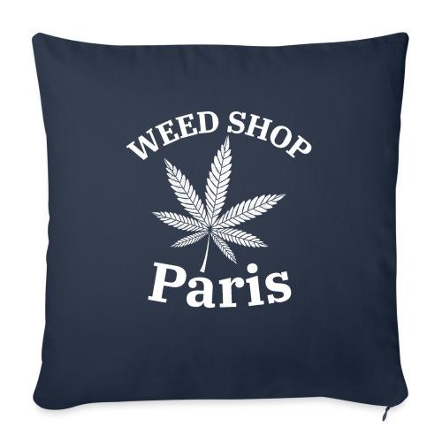 weed shop - Coussin et housse de 45 x 45 cm